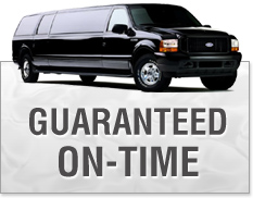 Brooklyn Limo, guaranteed on-time